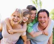 Family Picture Prestige Clinic Allen TX