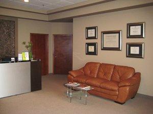 Prestige Clinic Allen TX Lobby