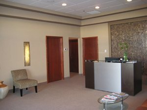 Prestige Clinic Allen TX Interior Office Image